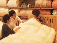 第2回「羽毛布団の相談会」開催!