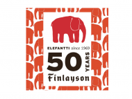 フィンレイソン『エレファンティ』50周年キャンペーン